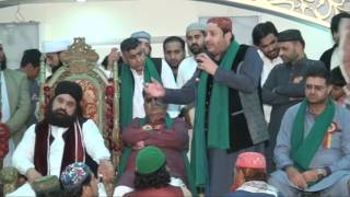 Sahib Marriage Hall Mehfil 2017 hoon khak magar By Shahbaz Qamar Fridi
