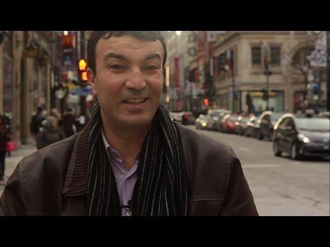 Voeux des Algériens au Canada 2015   أوراق من كنــــدا