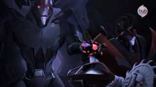 Transformers Prime Beast Hunters - Exclusive Clip For Thirst