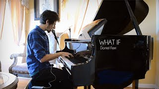 download lagu Coldplay - What If One Man Band Cover gratis
