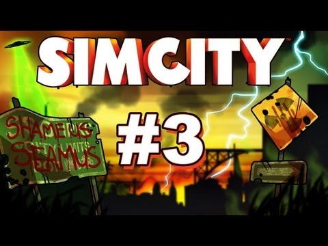 Detroit SimCity - SimCity w/ SSoHPKC Part 3 - Coal and Oil Tycoon