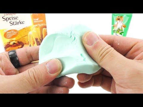 Experiment Essbare Jelly Beans Knete Selber Machen Mit
