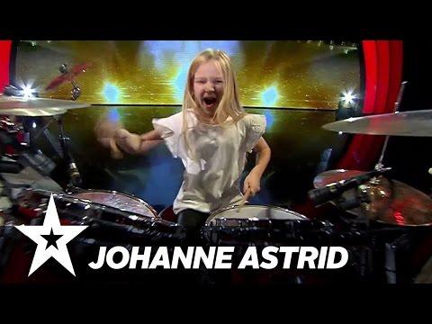 Johanne Astrid | Danmark Har Talent 2017 | Finalen