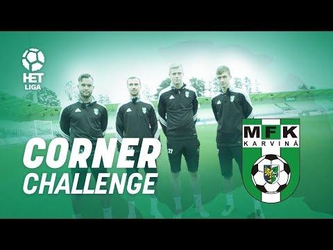 Corner Challenge z Karviné