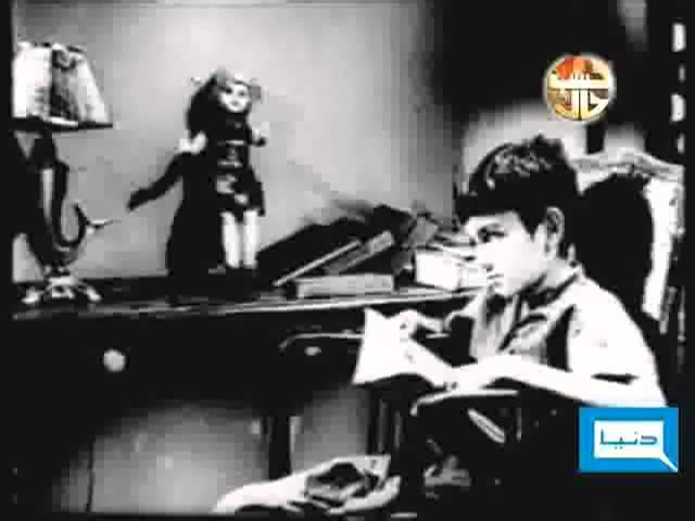 Pakistani President Zardari As Film Actor in Childhood
