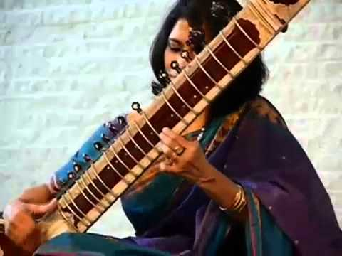 Alif Laila - Raag Megh - Drut Teental - Washington, D.c. - 5.4.08 video
