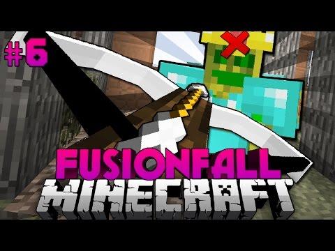 CHAOSFLO ist am KASSIEREN?! - Minecraft Fusionfall #006 [Deutsch/HD]