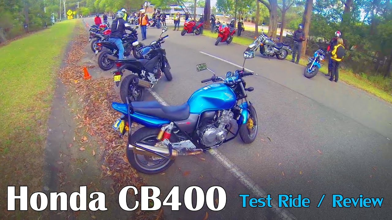 Honda CB 400 super four ютуб #6