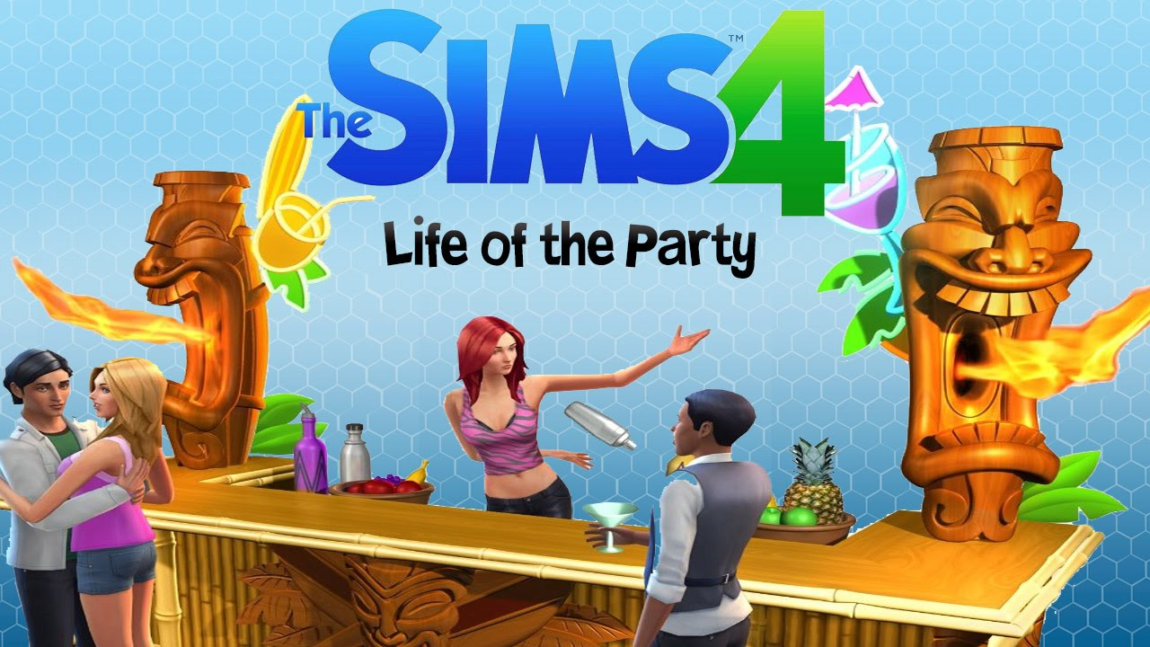 The Sims 4 - Life Of The Party - Digital Deluxe