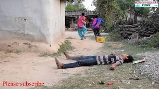 Must wach 😂😂 new funny comedy videos2019 by Khurapati fun
