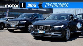 Volvo XC90, S90 e V90 Cross Country | Experience @ Motor1Days