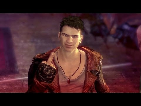Devil May Cry - 'public Enemy Trailer' True-hd Quality video