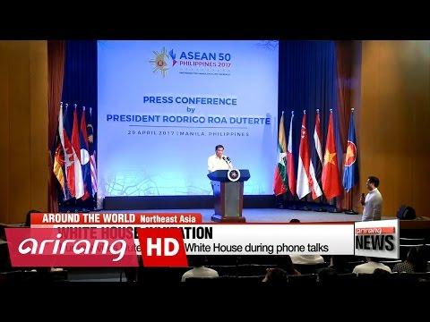 Trump Invites Duterte To The White House