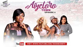 Aiyetoro Town Episode 6 - CAUGHT IN THE ACT