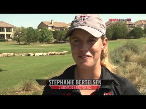 Texas Tech Women's Golf in Third at Big 12 Championship