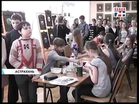 Выставка работ Студии художественного мастерства (педагог Жуков П.Н.)