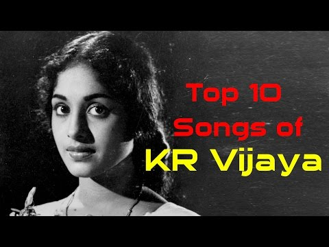 Top 10 Romantic Songs of KR Vijaya | Tamil Movie Audio Jukebox