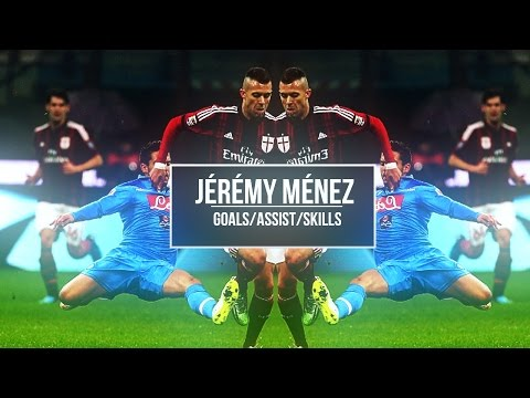 Jeremy Menez | All Goals/Assist/Skills | AC Milan | 14-15 | HD