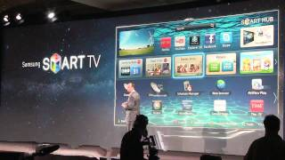 Samsung ES 8000 LED TV