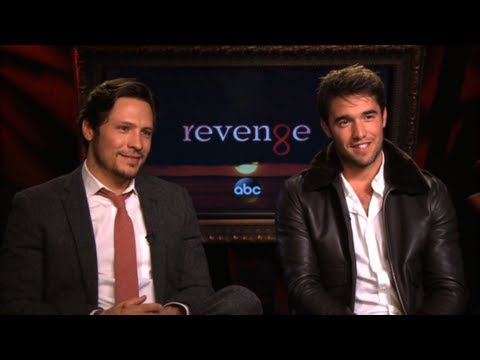The Revenge Cast Talks Teasers and Take-Downs in a