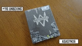 #118 Unboxing: Watch Dogs 2 [PRE-ORDER] [PL]