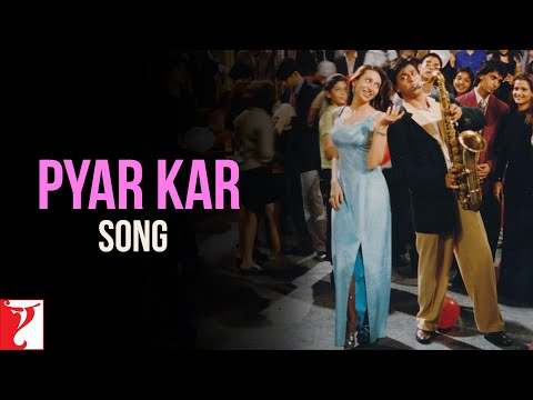 Pyar Kar - Song - Dil To Pagal Hai - Shahrukh Khan | Madhuri...