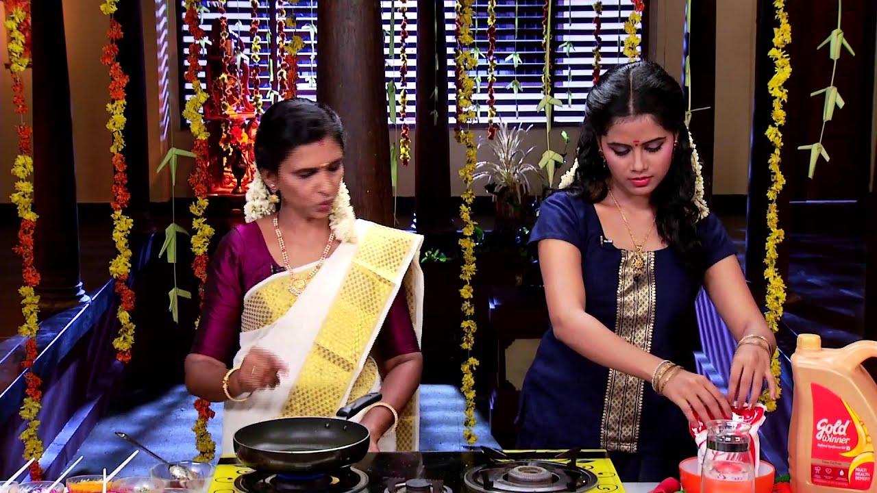 Atham Pathu Ruchi | Ginger Curry  | Mazhavil Manorama
