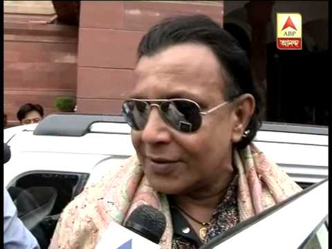 Great moment for us: Mithun says after  Pranab takes oath as President