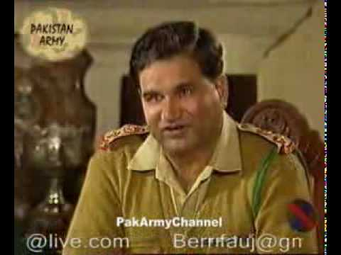Drama Serial Major Raja Aziz Bhatti Shaheed Part 3-12 - Video...