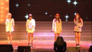 Watch Miss A Blankly video