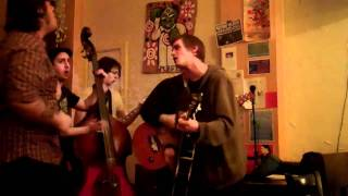 Down on a Bender (357 Stringband)- WhiskeyTooth Stringband