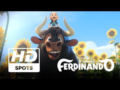 O Touro Ferdinando | Spot Oficial | Dublado HD