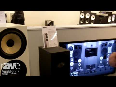 ISE 2017: Amphion Displays Argon7LS Home Audio Speaker