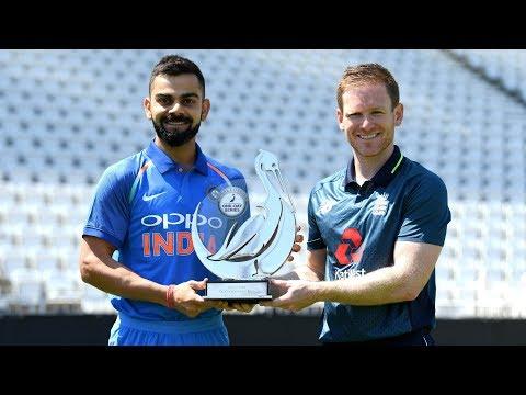 Cricbuzz LIVE: ENG vs IND 1st ODI Pre-match show