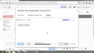download lagu Cara Mengirim Lampiran File Besar Dengan Email Gmail gratis