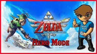 🔴 Zelda Skyward Sword Hero Mode | Levias and the singing Dragons + Hylian Shield