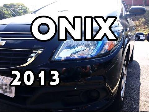 Carros e Motos - Avaliação - Onix LT 1.4 2013