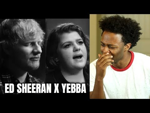 Ed Sheeran - Best Part Of Me (feat. YEBBA) **I CRIED😭** REACTION/COVER!!