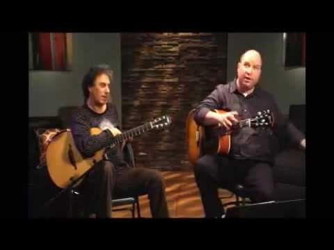 World Guitar/ DADGAD Tuning with Pierre Bensusan