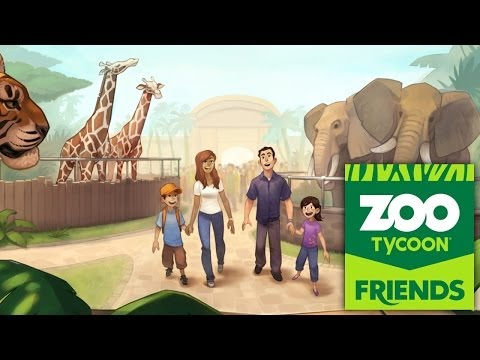 Zoo Tycoon Friends Announced for Windows 8 & Windows Phone