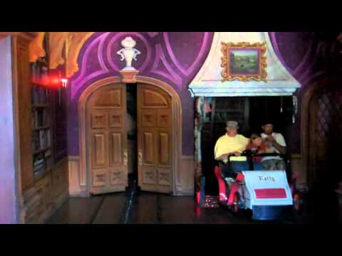 Disneyland Fantasyland Mr. Toad's Wild Ride