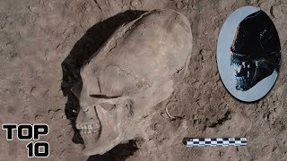 Top 10 Scary Desert Discoveries