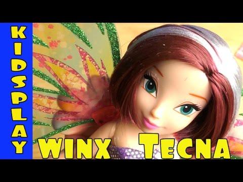 Винкс на русском: Распаковываем Новую Игрушку Куклу из Клуба Винкс по имени Флора