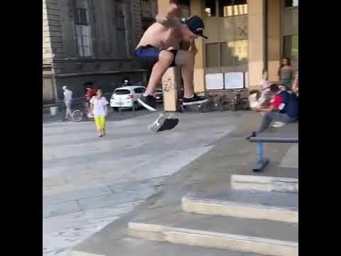High speed attack @aureliengiraud 🎥: @fcbhassa #shralpin #skateboarding | Shralpin Skateboarding