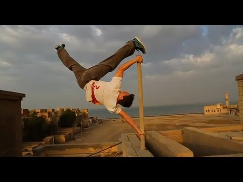 【Sport】Red Bull Art of Motion 2011 Kuwait