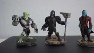 Disney Infinity 2.0 Ronan, Yondu, and Ultimate Green Goblin FIRST LOOK & IMPRESSIONS