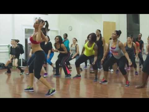 """""""In The Dance Fitness Jamaica"""" Class"""