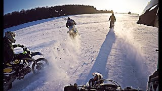 Snow Enduro | perfect powder + fails
