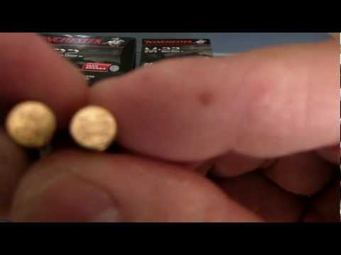 Winchester M22 Black Copper Plated 22 Long Rifle Ammunition Review & Test