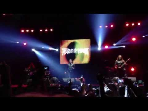 Cradle Of Filth - Nymphetamine ( Live at Hammer Sonic 2013 Jakarta )